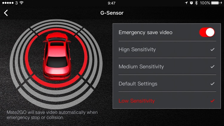 Mate2GO Multi Drive Recorder screenshot-4