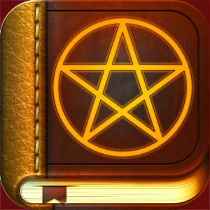 Wicca Spellbook app