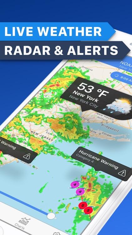 NOAA Radar - Weather & Alerts.