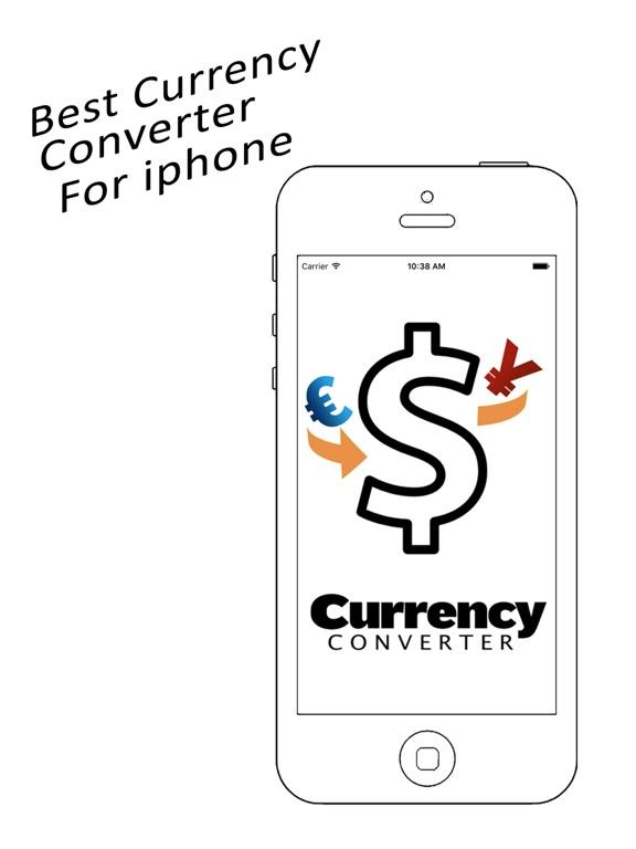 Screenshot 1 For World Best Currency Converter