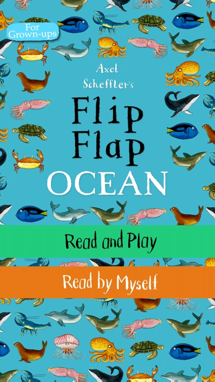 Axel Scheffler's Flip Flap Ocean screenshot-0
