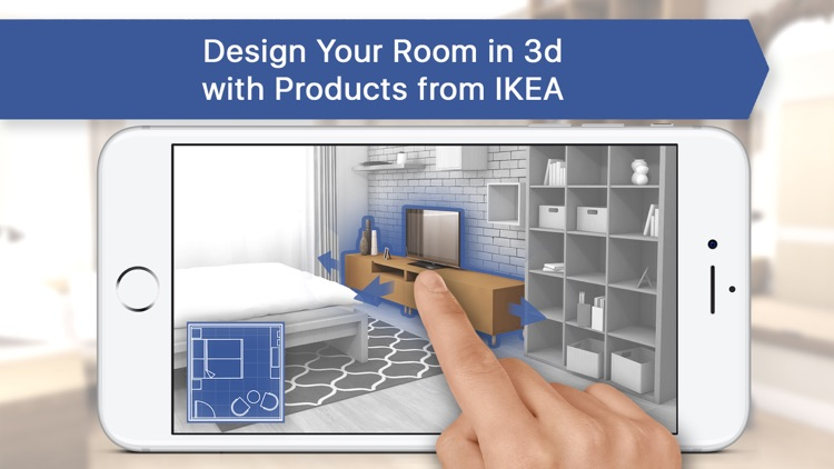 Room Planner 3D for IKEA