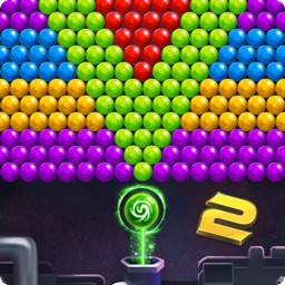 Power Pop Bubble Shooter 2