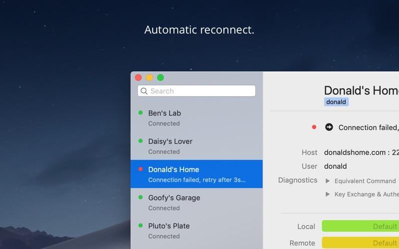 Core Tunnel review screenshots