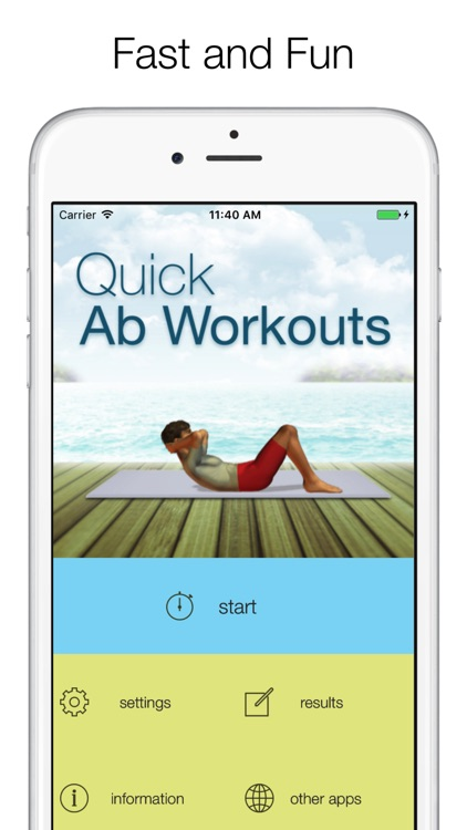 Quick Abs Workout