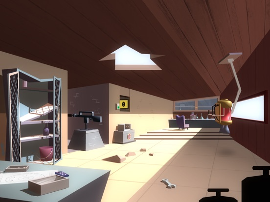 Screenshot #3 for Agent A: A puzzle in disguise