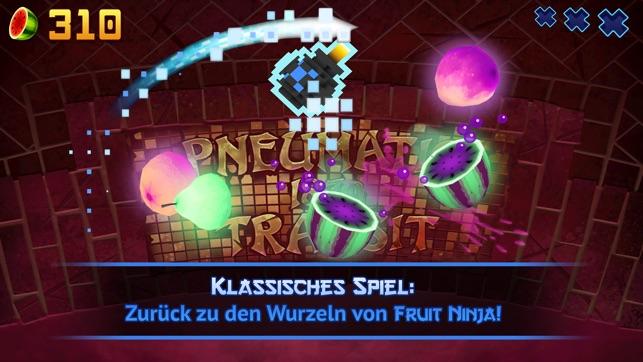 Fruit Ninja Classic Screenshot