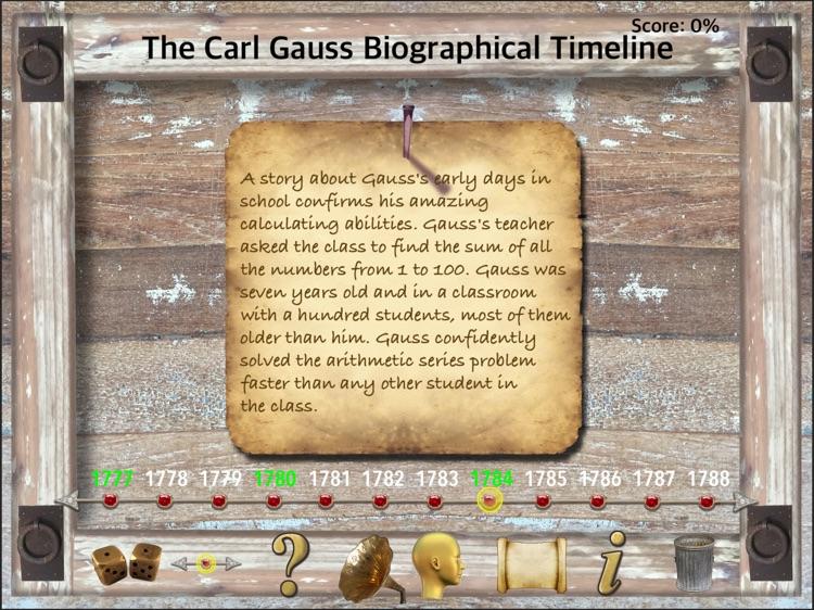 Carl Gauss screenshot-3