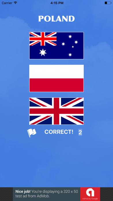 What's that flag? screenshot four
