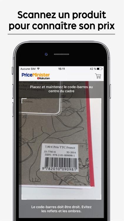 Priceminister-Rakuten shopping screenshot-3