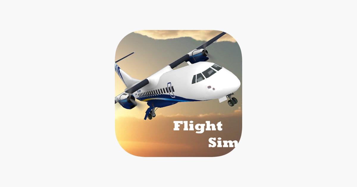 Flight Sim 2018 on the App Store
