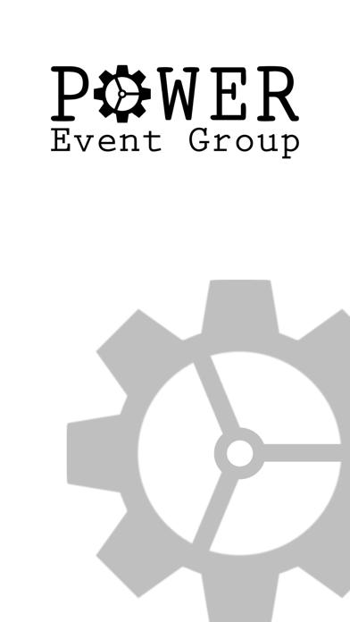 PEG Sponsored Events screenshot one