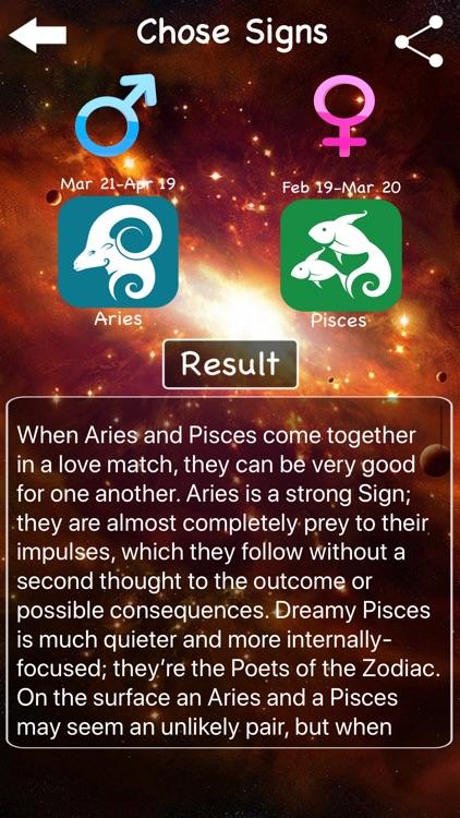Astrology Zodiac Sign Fun Fact screenshot-3