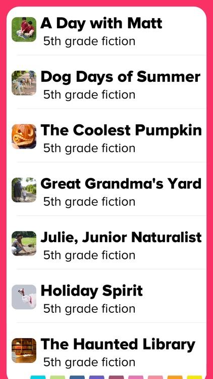 5th Grade Reading Prep screenshot-8
