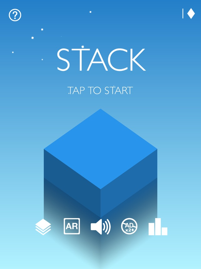 Stack AR Screenshot