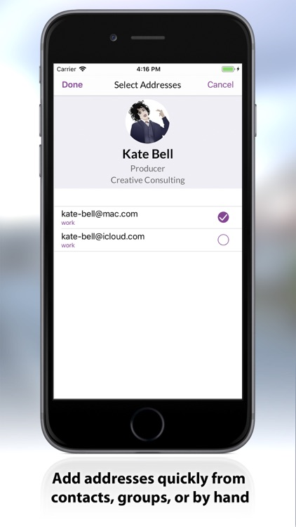 MailShot Pro- Group Email screenshot-4