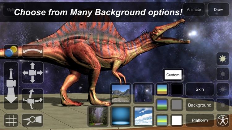 Spinosaurus Mannequin screenshot-6