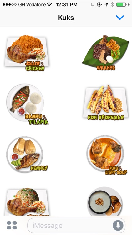 Food Stickers Pro