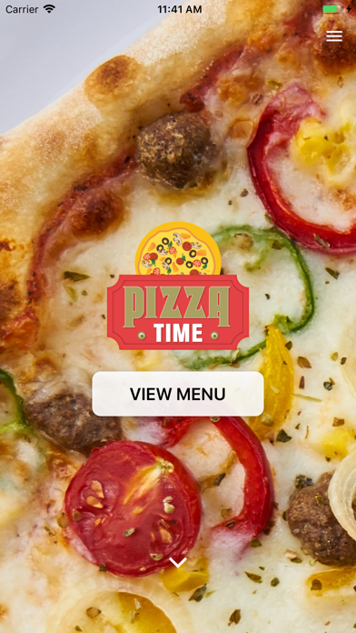 Pizza Time Woodlands screenshot one
