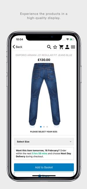1e42057145f6 Mainline Menswear on the App Store