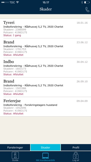 Alm. Brand Forsikring on the App Store