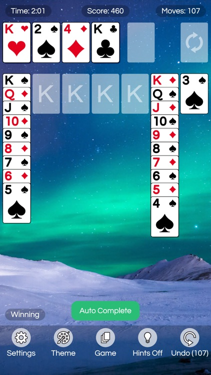 Solitaire #1 Card Game screenshot-3