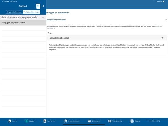 MDL Solutions support app screenshot #2