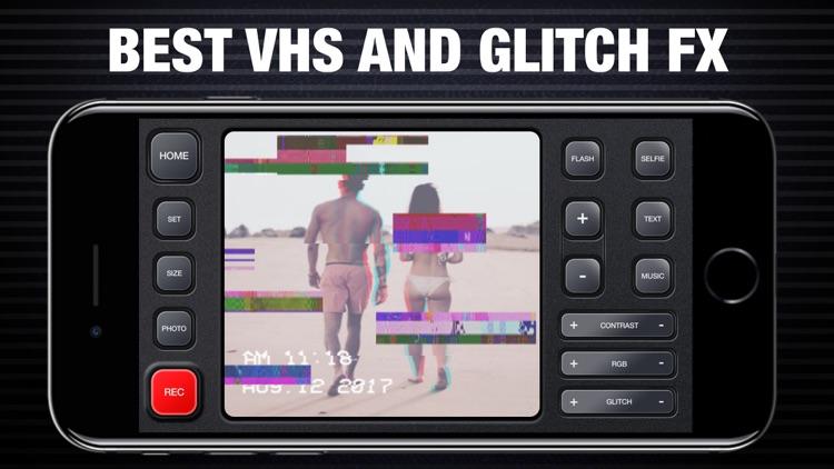 RAD VHS - Retro Camcorder VHS