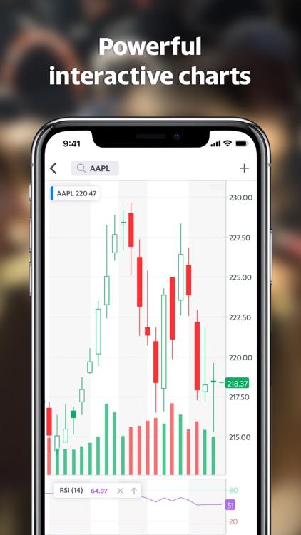 Yahoo Finance screenshot-4