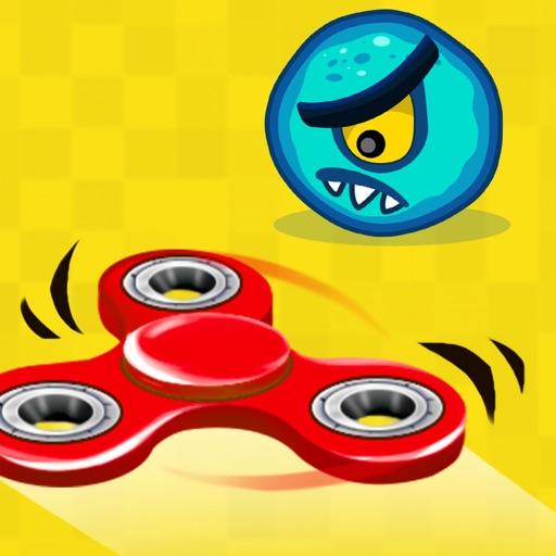 Spinners vs. Monsters