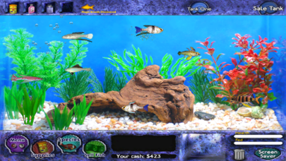 Fish Tycoon Lite screenshot one