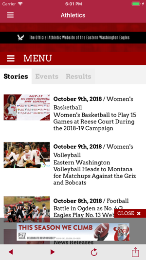 Eastern Washington University on the App Store