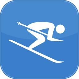 EXA Ski Tracker