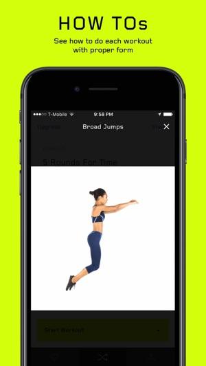 beste wod app für iphone