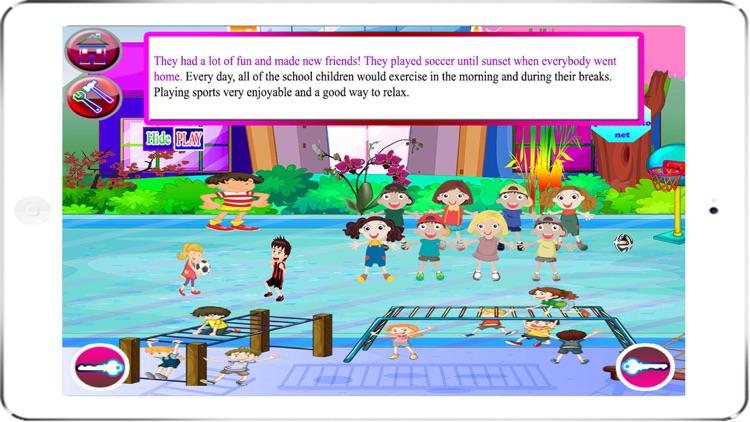English Lao Style Story screenshot-4