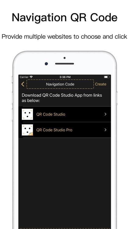 QR Code Studio Pro-QR Scanner screenshot-8
