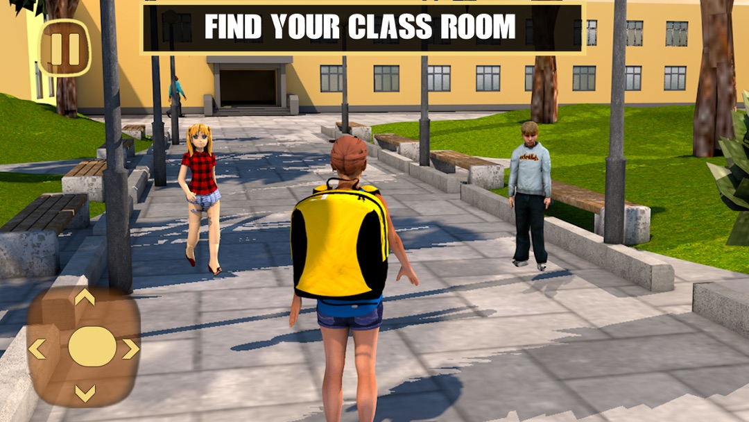 Virtual School Girl Simulator - Online Game Hack and Cheat