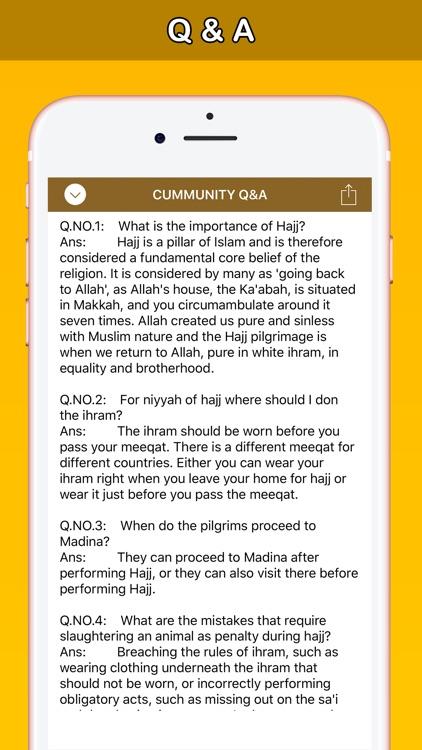 Hajj & Umrah Guide PRO screenshot-7