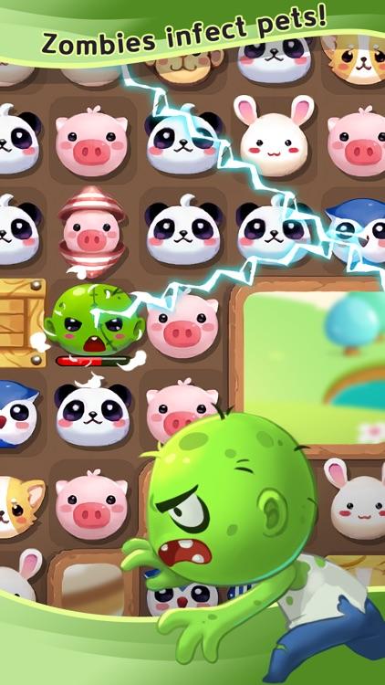 Pets vs. Zombies2:Zombie Virus screenshot-0