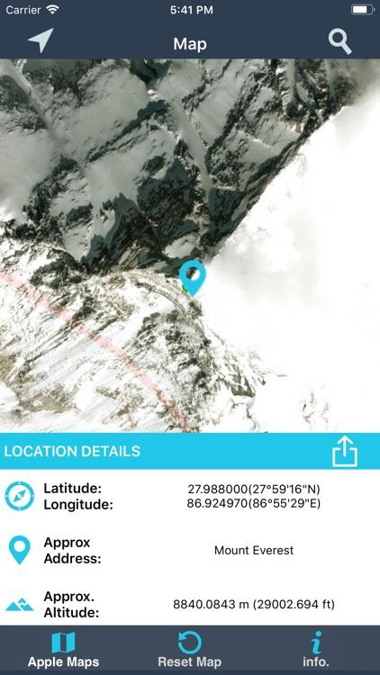 Find My Location details screenshot-6