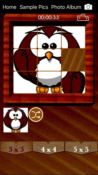 Sliding Puzzle : Premium screenshot 1