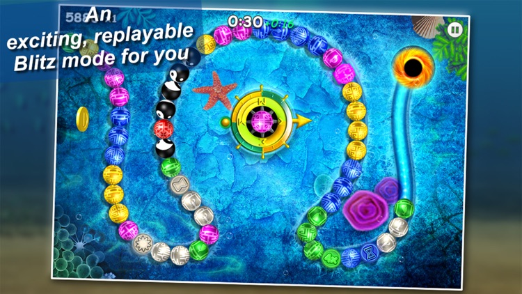 Montezuma Loops Blitz 2 screenshot-1