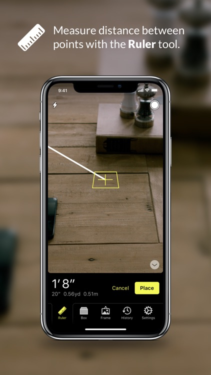 Cubit — AR Ruler Toolkit screenshot-0