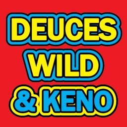 Deuces Wild And Keno