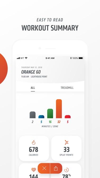 Orangetheory Fitness screenshot-3