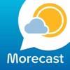 Weather – Radar – Storm with Morecast App