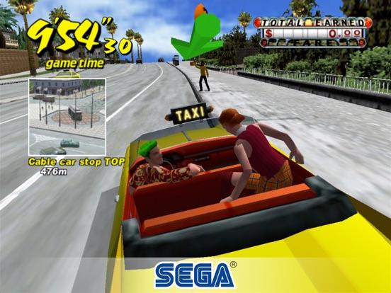 Скачать Crazy Taxi Classic