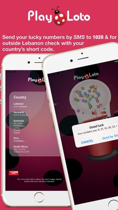 Libanaise Loto Screenshots