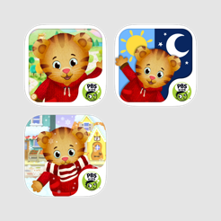 Daniel Tiger\'s Neighborhood Pack on the App Store