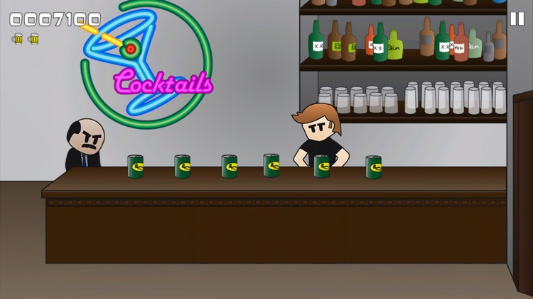 Barman Hero